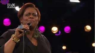 Dianne Reeves - Jazzwoche Burghausen 2012 fragm. 3