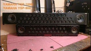 yamaha YSP-800, YSP-900, YSP-1000, YSP-3000, YSP-4000, YSP-5100 ремонт обзор