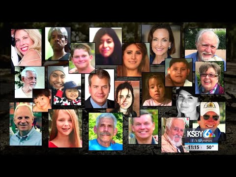 Montecito mudslide survivors reflect on one year since tragedy