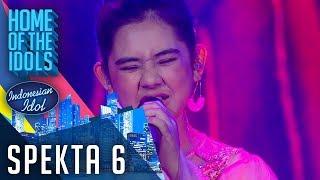 ZIVA - PERI CINTAKU (Marcell) - SPEKTA SHOW TOP 10 - Indonesian Idol 2020