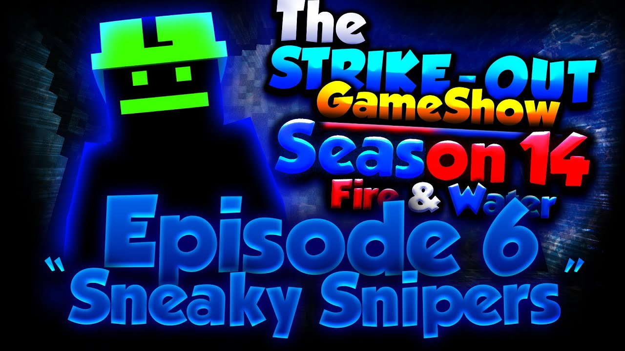 """Download """"Sneaky Snipers"""" - Season 14 Episode 6 - The Strike-Out Game Show"""