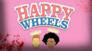 NECK SNAPPAS! |Happy Wheels|