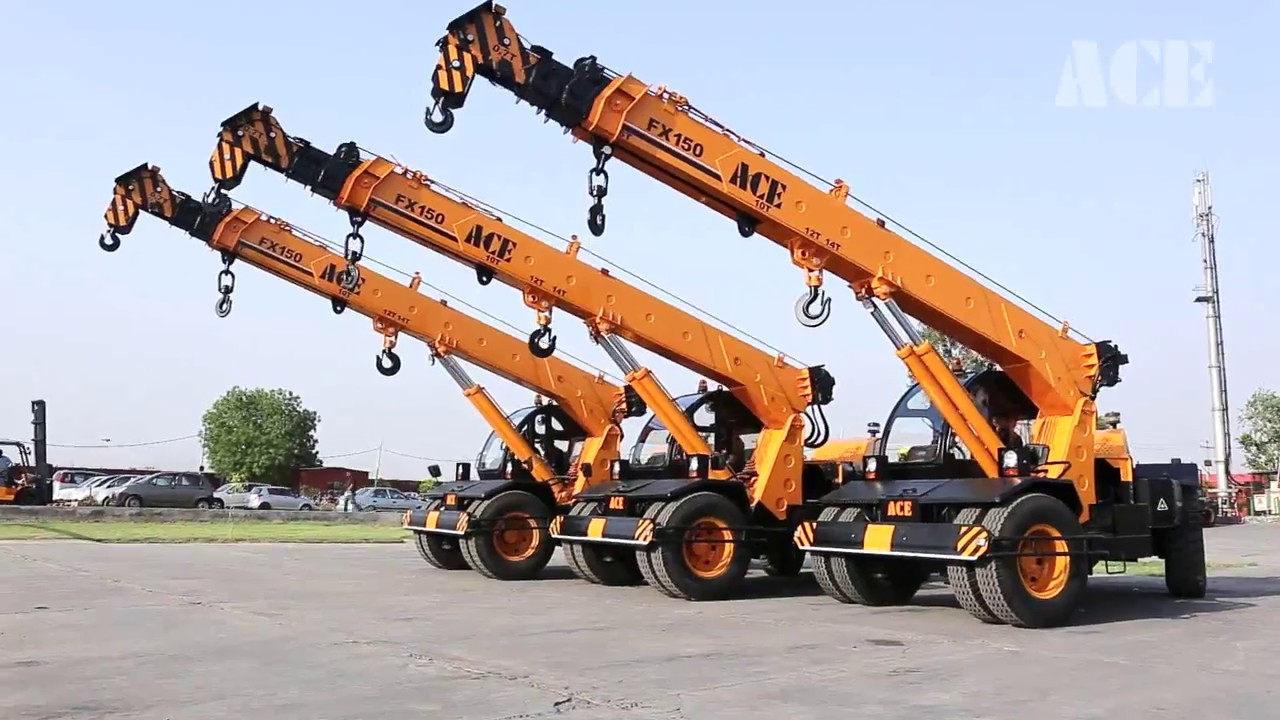 Action Construction Equipment Ltd  | Current Openings