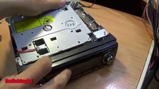 Каша из топора. Ремонт Hyundai H-CDM8048(Моя повесть о том как не нужно ремонтировать различную технику. Данная магнитола наглядный пример того,..., 2014-09-04T14:19:31.000Z)