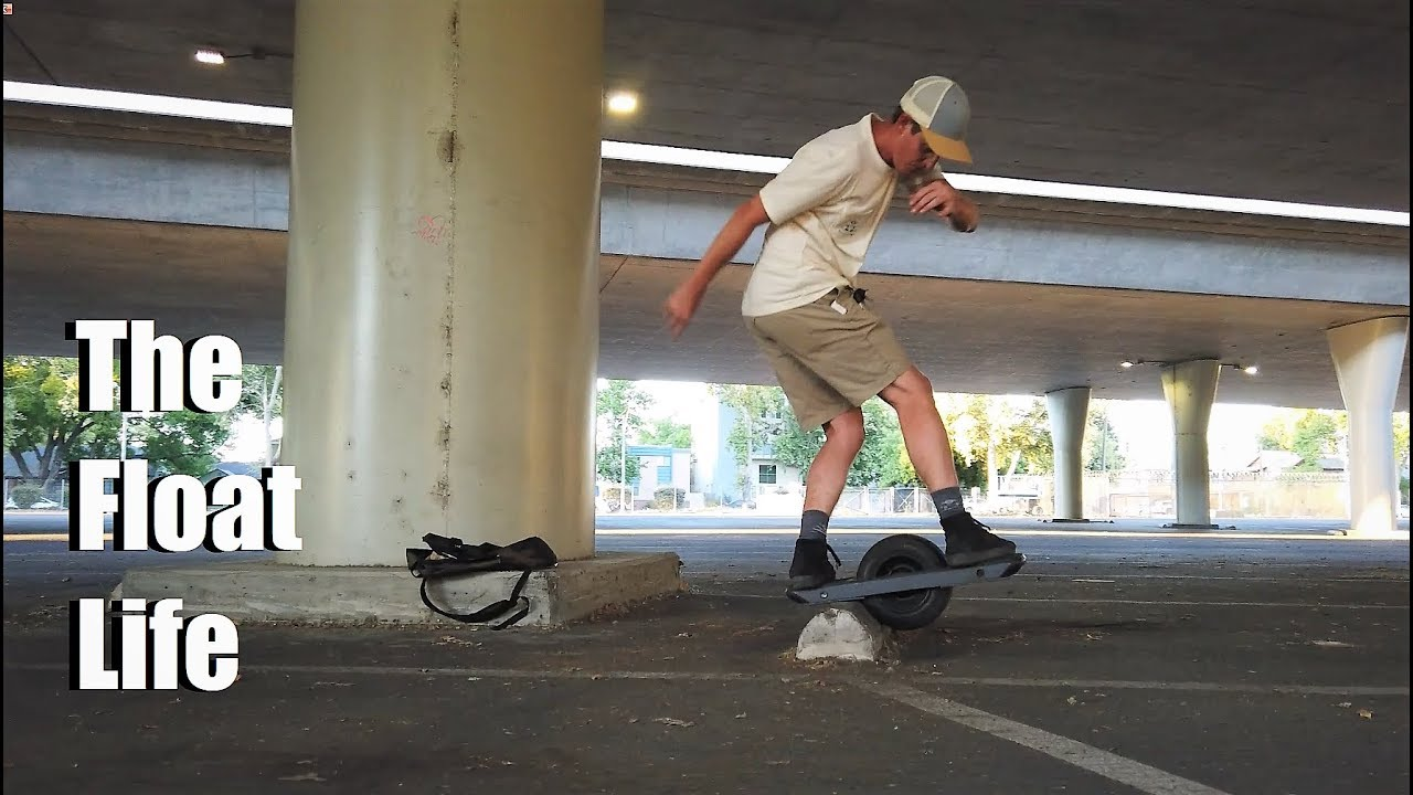 Onewheel Pint - Half Cabs and Full Curbs