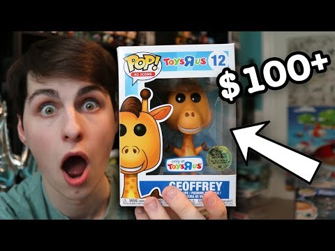 Top 10 Most Expensive Funko Pops of 2018