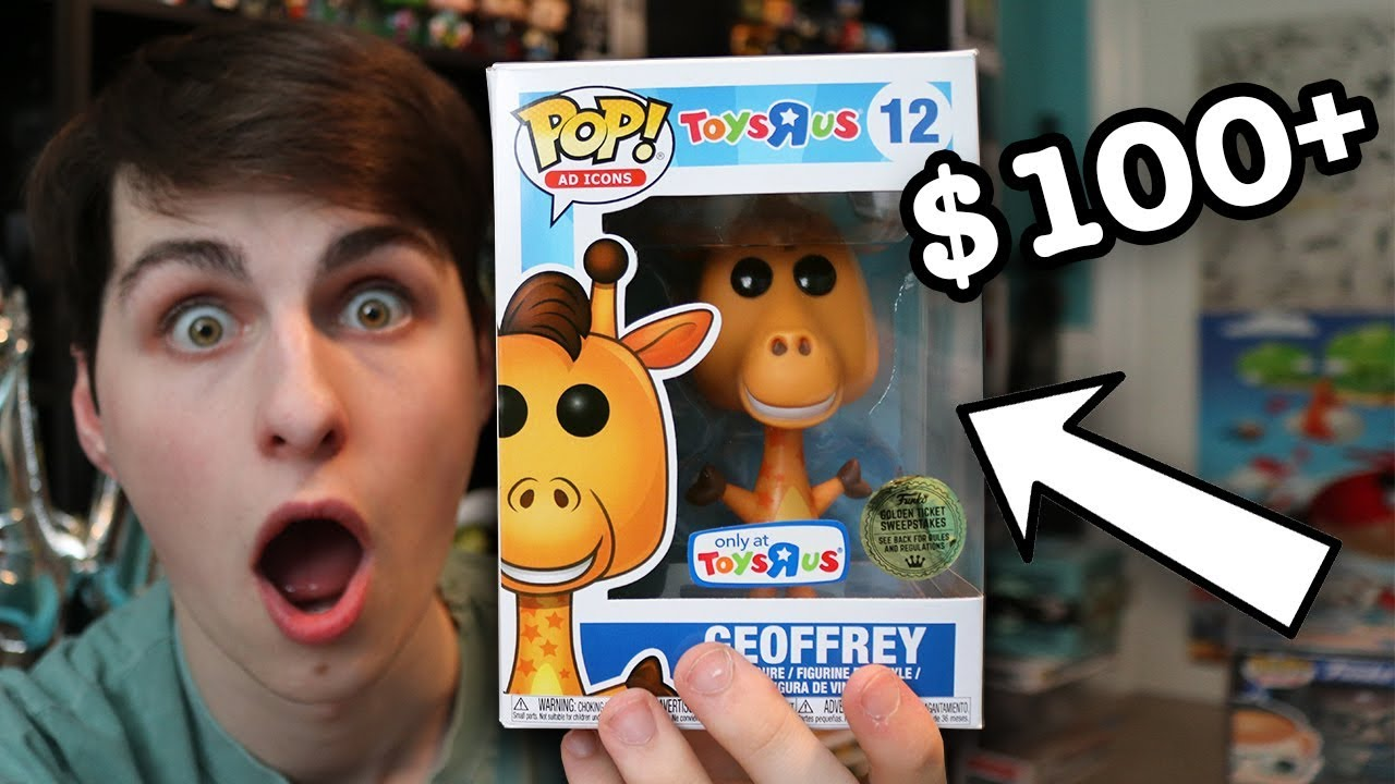 Top 10 Most Expensive Funko Pops of 2019