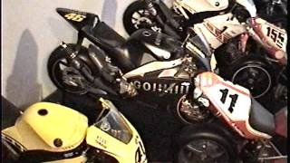 DIECAST MODEL MOTORCYCLES COLLECTION, 1/6 SCALE GUILOY AND MINICHAMPS HUGE COLLECTION