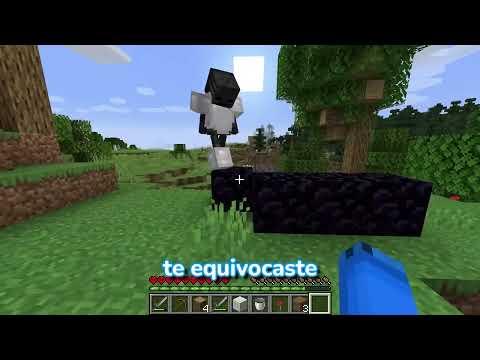 Minecraft, Pero Mi Amigo es Un WHITER... (Super Gracioso)