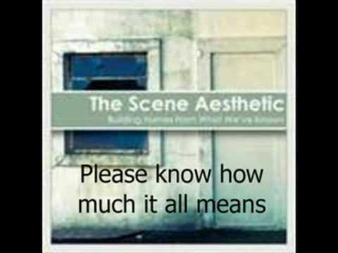 The scene aesthetic a formal introduction