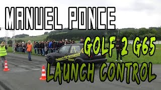 Manuel Ponce - Golf 2 G65 - Launch Control | G65-LADER.DE