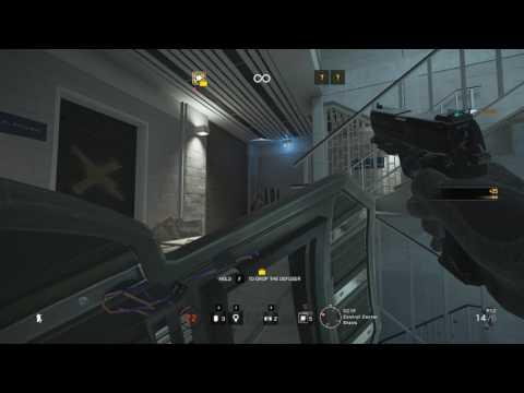 Rainbow Six Siege No-Recoil, No-Spread & Shield script