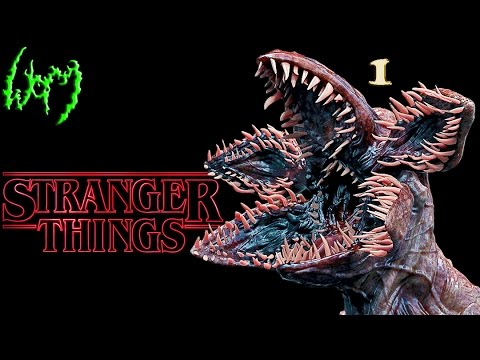 All About DEMOGORGON of Stranger Things (PART 1 of 2) TV Series Monsters - YouTube