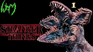 All About DEMOGORGON of Stranger Things (PART 1 of 2) TV Series Monsters