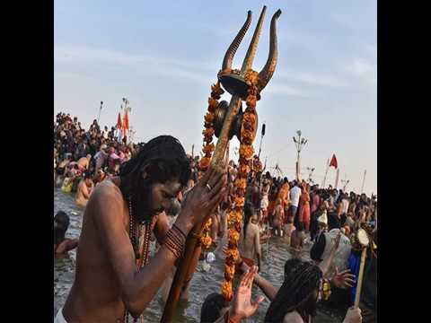 Video - नासिक कुंभ : नागा साधुओं के बारे में रोचक जानकारी