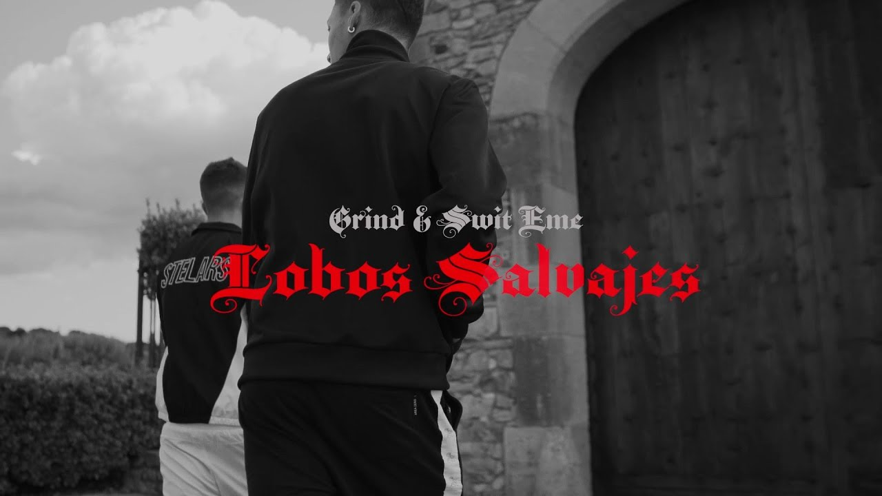 SWIT EME & GRIND -  LOBOS SALVAJES