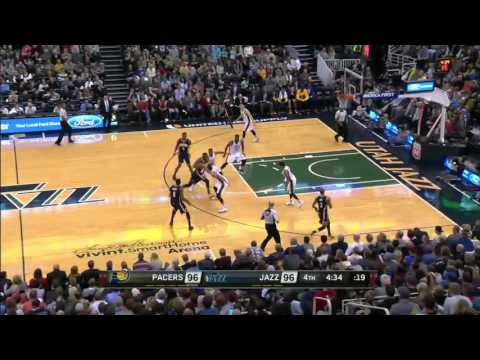Indiana Pacers vs Utah Jazz | December 5, 2015 | NBA 2015-16 Season