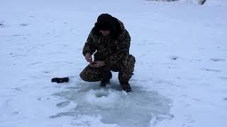 рыбалка. зимняя рыбалка. и Я