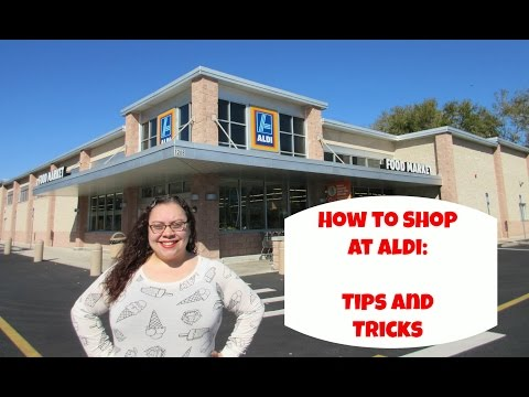 How to Shop at Aldi: Tips and Tricks!
