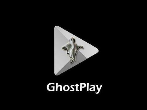 Ghostplay App Update
