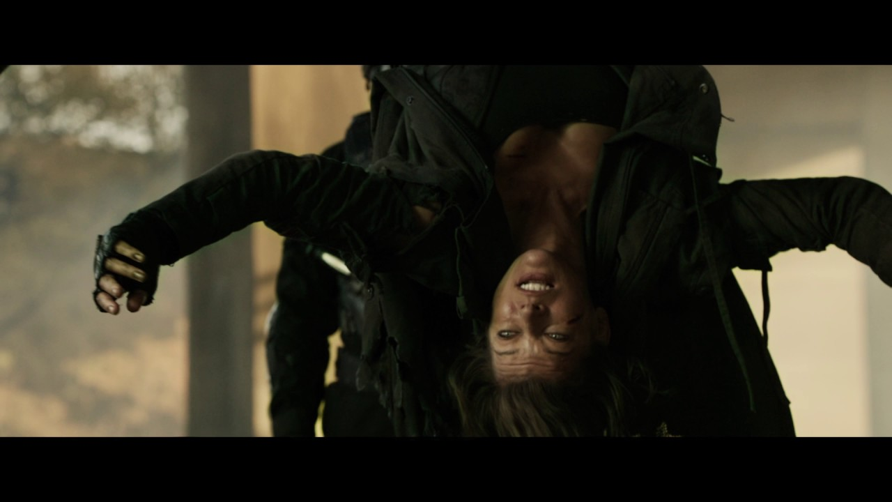 """RESIDENT EVIL : CHAPITRE FINAL - Extrait """"Is that all you got ?"""" VF"""