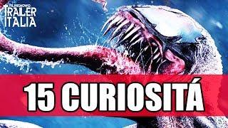 VENOM | 15 curiosità sul simbionte alieno nemico di Spider Man