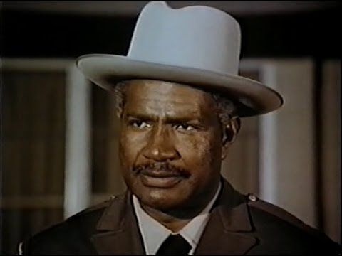 The Sheriff 1971, starring Ossie Davis, Ruby Dee, Brenda Skyes, Moses Gunn