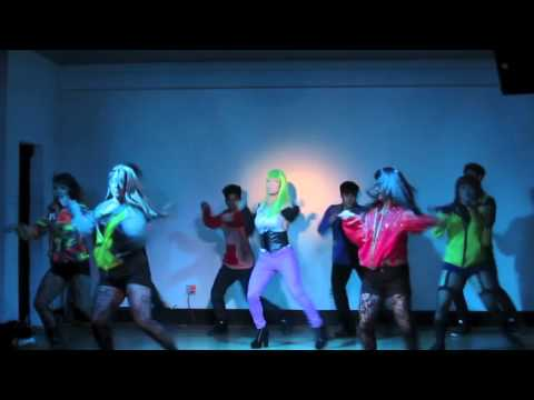 Nicki Minaj Posers By Ricky Lam (RL@M)