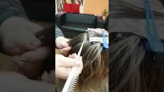 видео Прикорневое мелирование: техника (фото)
