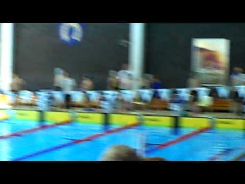 Speedo-Carneval 2011 50 m selkäuinti