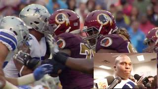 Sounds of the Game: Redskins vs. Cowboys
