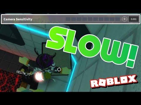 LOW SENSITIVITY CHALLENGE!!! | Flood Escape 2 on Roblox #36