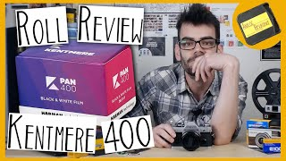 Kentmere 400 - CHEAP CHEAP CHEAP Black & White | ROLL REVIEW & OPENING MAIL