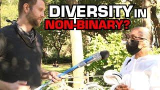 Does the Non Binary Community need more Diversity?