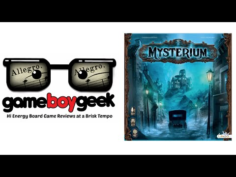 Mysterium - (Allegro) Review with the Game Boy Geek