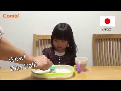 Combi - Baby Label Tableware