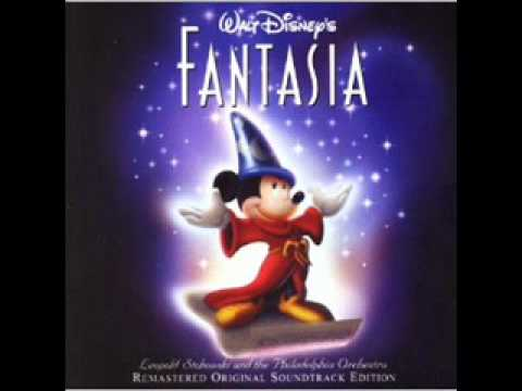 Fantasia OST - Toccata And Fugue In D Minor, BWV 565  [Disc 1 - Track 1]