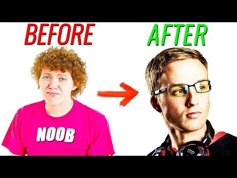 10 EASY Ways to Become a Better Gamer (MAYBE GO PRO) | Chaos