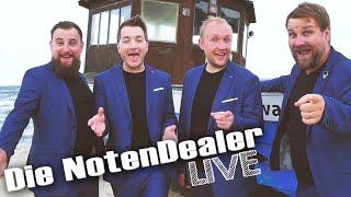 Die NotenDealer – LIVE – Heringsdorf 2019