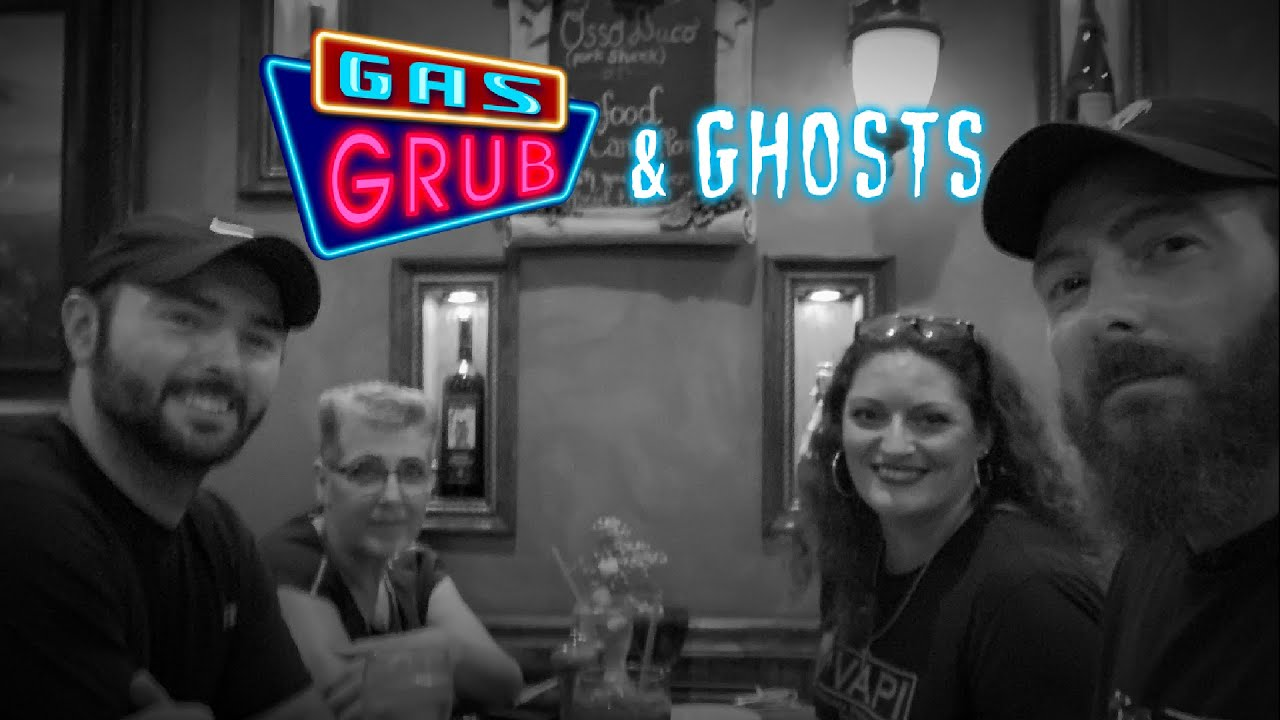 A Paranormal Independence Day - Gas, Grub, and Ghosts