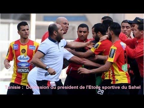 Tunisie :  Démission du président de l'Etoile sportive du Sahel