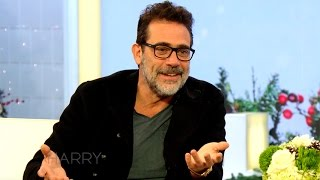 Jeffrey Dean Morgan on Taking Son to See Santa