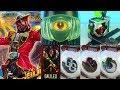 Ganbarizing Limited! GALILEO GALILEI Eyecon! Kamen Rider Ghost! DXガリレオゴースト眼魂 ガリレオ魂 ガンバライジング キャンペーン!