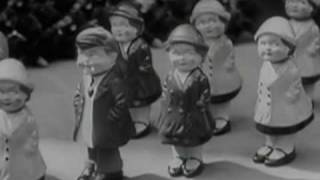 Dresden Dolls - The Sheep Song (footage Vertov and Ruttmann)