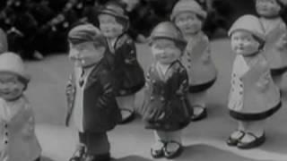 Dresden Dolls - The Sheep Song (footage Vertov and Ruttmann)