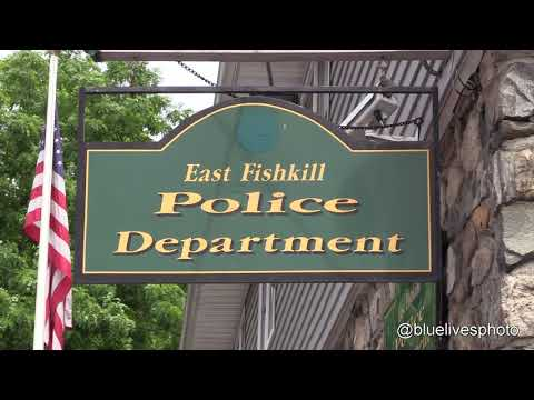 East Fishkill Police Chief Walk Out