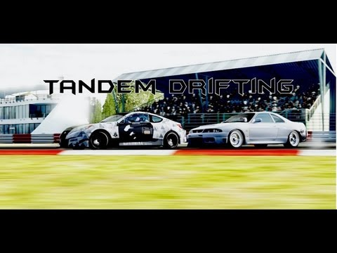 Tandem Drifting