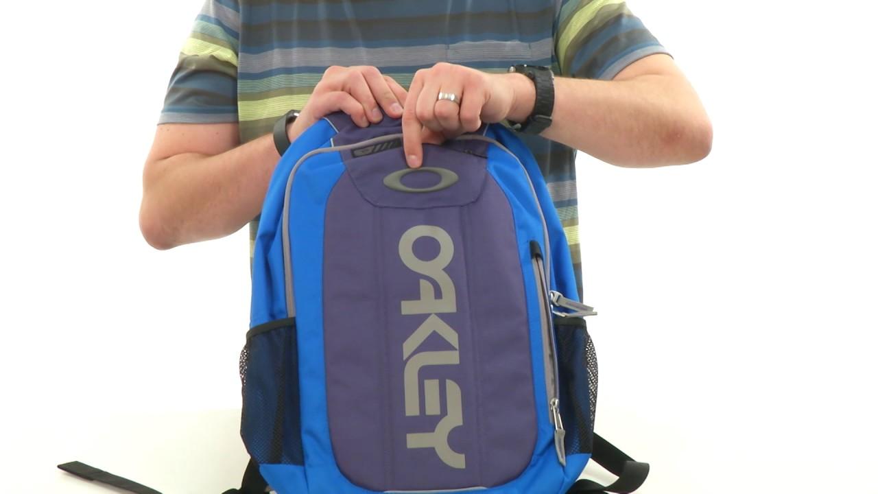 1f655cce84f Oakley Enduro 20L 2.0 Backpack SKU 8791725 - YouTube