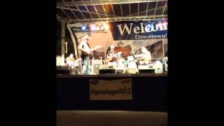 Sweet Tea Jubilee -'Hear My Train Comin' live at Hog Wild 2013