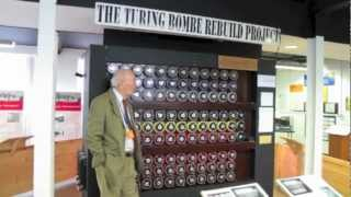 The Turing Bombe - Cracking Enigma